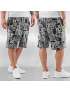 adidas Shorts Street GRP AOP grau