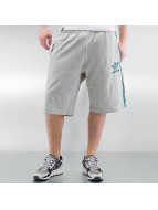 adidas Shorts Adicolor Drop Baggy grau