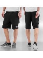 adidas Shorts Superstar Trefoil noir
