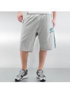 adidas Shortsit Adicolor Drop Baggy harmaa
