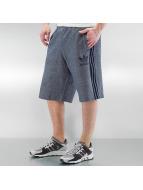 adidas Shortsit Adicolor Drop Baggy sininen