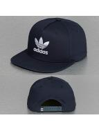 adidas snapback cap Trefoil blauw