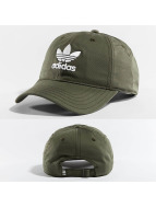 adidas Snapback Cap Trefoil oliva