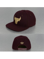 adidas snapback cap NBA Bulls rood