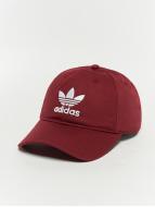 adidas snapback cap Trefoil rood