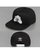 adidas Snapback Cap Sneaker schwarz
