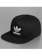 adidas snapback cap Trefoil zwart
