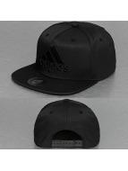 adidas snapback cap Flat zwart