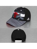 adidas Snapback Caps Bulls svart
