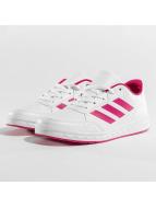 adidas Sneaker Alta Sport bianco