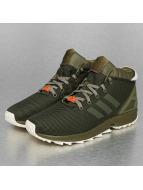 adidas sneaker ZX Flux 5/8 TR olijfgroen