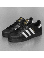 adidas Sneaker Superstar Founda schwarz