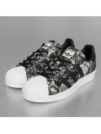 adidas Sneaker Superstar W schwarz