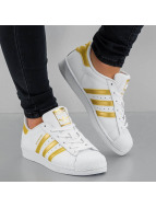 adidas Sneakers Superstar J bialy