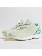 adidas Sneakers ZX FLux zielony