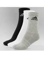 adidas Socks 3-Stripes Per Cr HC 3-Pairs black