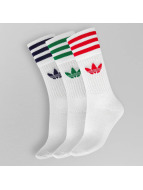 adidas Socks Solid Crew white