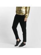 adidas Spodnie do joggingu Velvet Track czarny