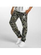 adidas Spodnie do joggingu Camo moro