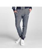 adidas Spodnie do joggingu Pantalon niebieski