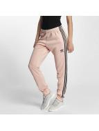 adidas Spodnie do joggingu SST Cuffed rózowy