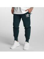 adidas Spodnie do joggingu ADC F zielony