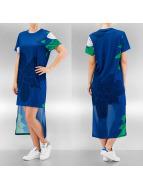 adidas Sukienki Long niebieski