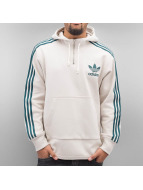 adidas Sweat à capuche Adicolor Terry beige