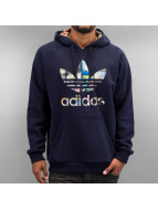 adidas Sweat à capuche Back To School bleu