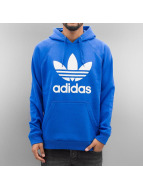 adidas Sweat à capuche Originals Trefoil bleu