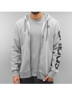 adidas Sweat à capuche Essentials gris