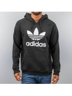 adidas Sweat à capuche Originals Trefoil noir