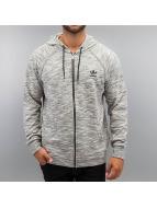 adidas Sweat à capuche zippé PT FZ gris