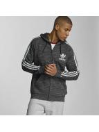 adidas Sweatvest CLFN French Terry FZ zwart