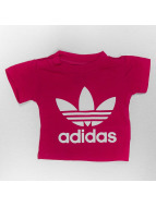 adidas T-paidat I Trefoil punainen