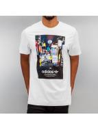 adidas T-paidat Street Photo valkoinen