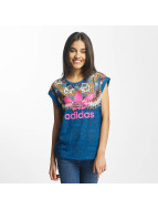 adidas t-shirt Borbomix Roll Up bont