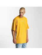 adidas t-shirt TNT Tape geel
