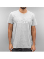 adidas T-Shirt Real Madrid grau