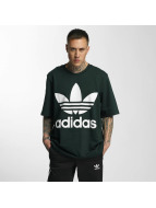 adidas t-shirt AC Boxy groen