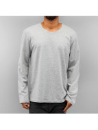 adidas T-Shirt manches longues ST Basic gris