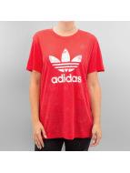 adidas t-shirt AOP Boyfriend rood