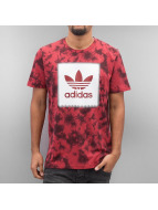 adidas t-shirt BB Logo RMX 2 rood