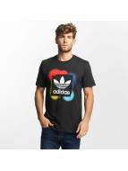 adidas T-Shirt Rectangle 1 schwarz