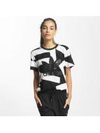 adidas T-Shirt BF schwarz