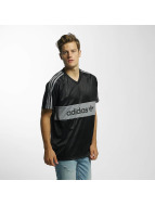 adidas T-Shirt Jersey Word Camo schwarz