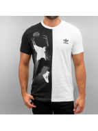 adidas T-Shirt BBall Photo weiß