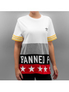 adidas T-Shirt Banned weiß