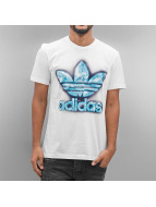adidas t-shirt TRF Graphic wit