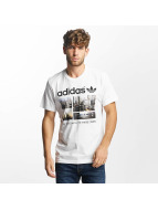 adidas t-shirt Photo 1 wit